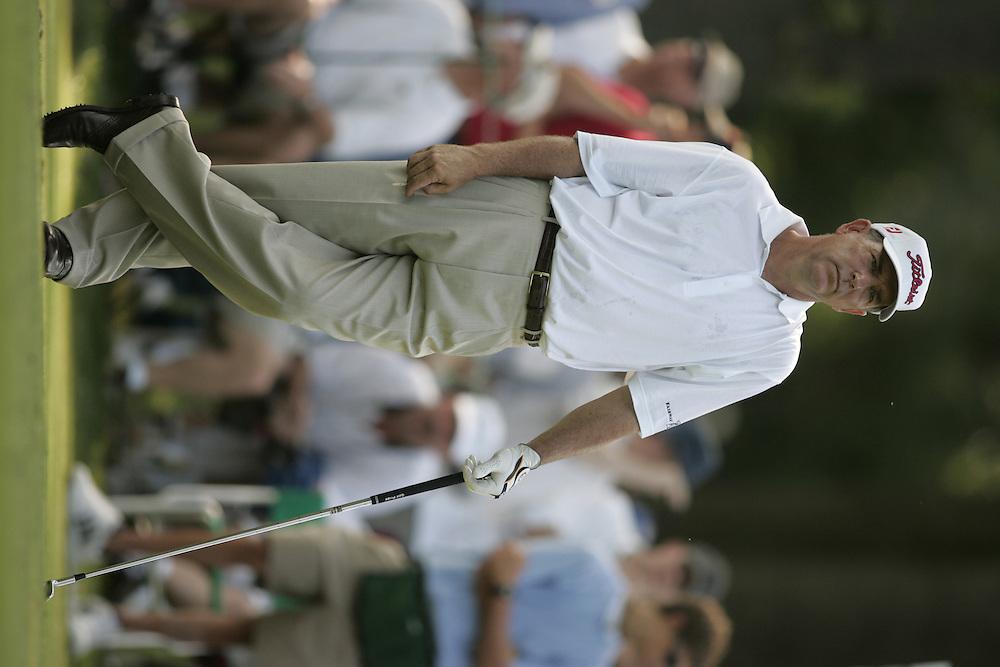 U.S. Senior Open Championship.Saturday.Belle Rive CC/St. Louis, MO    31-JUL-2004 .X71297 take 3.CREDIT: Darren Carroll.