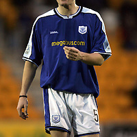 St Johnstone's Sean Webb<br /><br />Picture by Graeme Hart.<br />Copyright Perthshire Picture Agency<br />Tel: 01738 623350  Mobile: 07990 594431