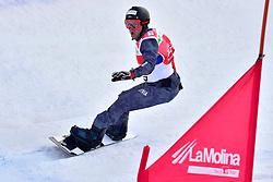SCHETT Reinhold, SB-LL1, AUT, Snowboard Cross at the WPSB_2019 Para Snowboard World Cup, La Molina, Spain