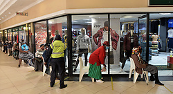 South Africa - Coronavirus - Pretoria - 04 May 2020 -  Ga-Rankuwa City crowded with mostly Sasa grand  beneficiaries to receive their pensions.<br /> Picture: Oupa Mokoena/African News Agency (ANA)