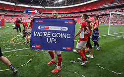 Jake Forster-Caskey of Charlton Athletic after the match - Mandatory by-line: Paul Terry/JMP - 26/05/2019 - FOOTBALL - Wembley Stadium - London, England - Charlton Athletic v Sunderland - Sky Bet League One Play-off Final