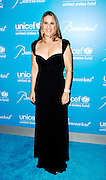 Claudia Lebenthal poses at the 2009 UNICEF Snowflake Ball Arrivals in New York City on December 2, 2009.