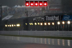 Motorsports / Formula 1: World Championship 2010, GP of Japan, Qualifying postponed until Sunday at Suzuka