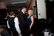 ROLAND MOURET; LUELLA BARTLEY, Dinner hosted by editor of British Vogue, Alexandra Shulman in association with Net-A-Porter.com in honour of 25 years of London Fashion Week and Nick Knight. Caprice. London.  September 21, 2009