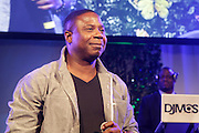 Water Mill, New York: Recording Artist Doug E. Fresh attends the RUSH Philanthropic Arts Foundation 15th Annual Art For Life Benefit Gala held in the Hamptons at the Farmview Farms on July 26, 2014  in Water Mill, New York. (Terrence Jennings)