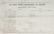 All Ireland Senior Hurling Championship Final, .Brochures,.03.09.1939, 09.03.1939, 3rd September 1939,.Kilkenny 2-7, Cork 3-3, .Minor Kilkenny v Cork,.Senior Kilkenny v Cork, .Croke Park, ..100 Yards Sprint Championship of Ireland,