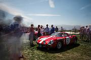 August 14-16, 2012 - Pebble Beach / Monterey Car Week. Ferrari
