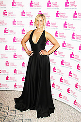 © Licensed to London News Pictures. 12/10/2013. London. Heidi Range, Pink Ribbon Ball 2013, The Dorchester Hotel, London UK, 12 October 2013. Photo credit : Brett D. Cove/Piqtured/LNP