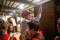 LUDWIG Grischa (GER), Ruf lil Diamond<br /> Tryon - FEI World Equestrian Games™ 2018<br /> Reining Teamwertung und 1.Einzelqualifikation<br /> 12. September 2018<br /> © www.sportfotos-lafrentz.de/Stefan Lafrentz