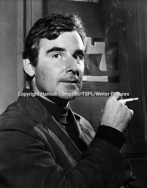 James Kennaway, writer of The Dollar Bottom<br /> 4th September 1967<br /> <br /> Photograph by Hamish Campbell/TSPL/Writer Pictures<br /> <br /> WORLD RIGHTS
