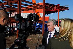 Martin Griffiths - Photo mandatory by-line: Dougie Allward/JMP - Mobile: 07966 386802 - 03/11/2014 - SPORT - Football - Bristol - Ashton Gate - Bristol City v  - Ashton Gate Development