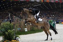 Lamaze Eric, CAN, Fine Lady 5<br /> Final Top 10 Rolex IJRC<br /> CHI de Genève 2016<br /> © Hippo Foto - Dirk Caremans<br /> 09/12/2016