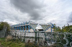 A general view of the stadium - Mandatory by-line: Arron Gent/JMP - 05/10/2019 - FOOTBALL - The Den - London, England - Millwall v Leeds United - Sky Bet Championship