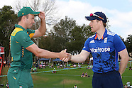 Cricket - South Africa v England 2016 3rd ODI Centurion