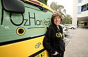 Ronni Kahn, Oz Harvest, Sydney, Austrailia