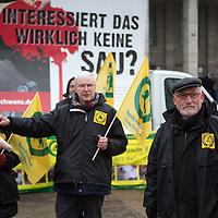 2016/01/15 Berlin | Politik | Kundgebung des Bundesverbandes Tierschutz