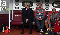 Football - 2016 / 2017 Premier League - Burnley v Arsenal at Turf Moor<br /> <br /> Arsene Wenger manager of Arsenal <br /> <br /> COLORSPORT/LYNNE CAMERON