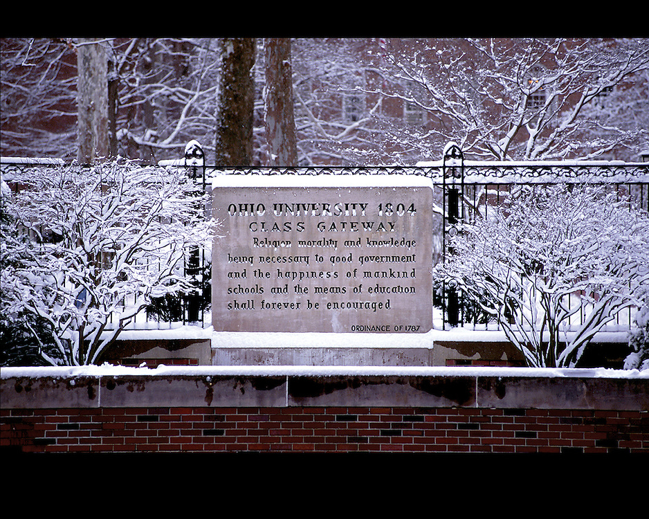 17704Cutler Hall Winter Shots
