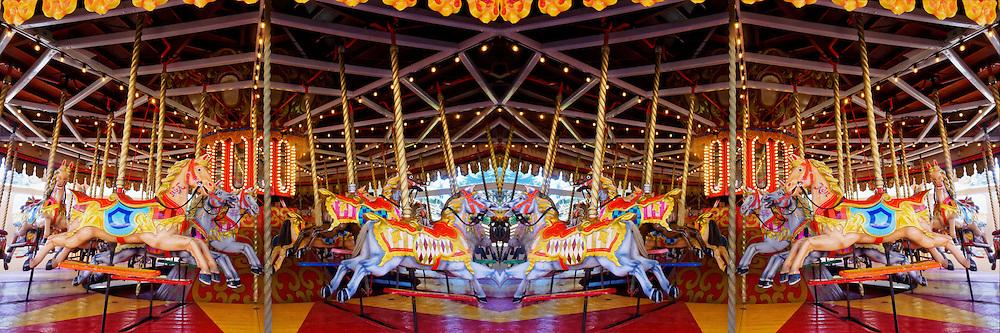 Giddy Carousel Ride