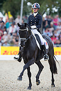 Alizee Froment - Di Magic OLD<br /> FEI World Breeding Dressage Championships for Young Horses 2012<br /> © DigiShots