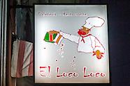 Restaurante Loco Loco, Havana Vedado, Cuba.