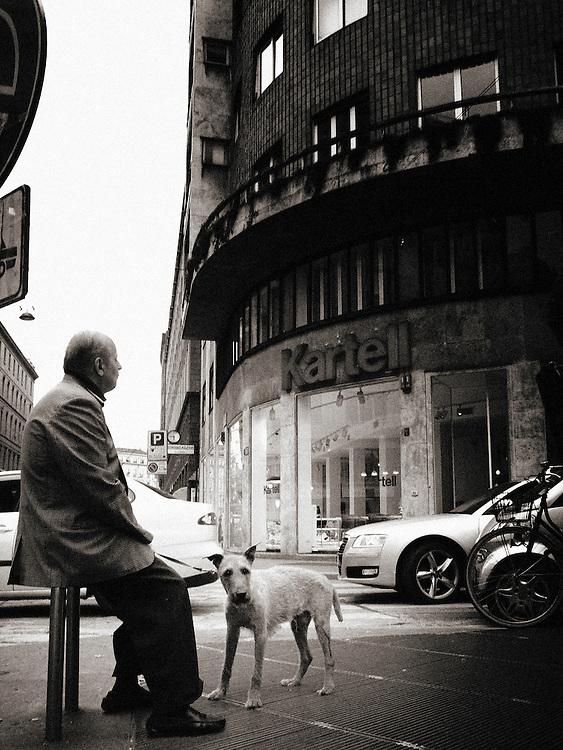 Italy, Milano, Milan,Street  Photography