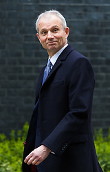 Downing Street, London, March 14th 2017. Leader of the House of Commons David Lidington arrives at Downing Street, London, for the weekly meeting of the UK cabinet, following yesterday's vote in Parliament to allow Prime Minister Theresa May to go ahead with triggering Article 50 beginning the Brexit process of withdrawing from the European Union.