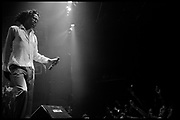Gregory Isaacs at the Lyceum, London, UK, 1980s.