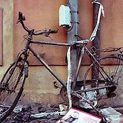 Victims of Viareggio train disaster:<br /> <br /> 1. Aziza Aboutalib (46)<br /> 2. Hamza Ayad (17)<br /> 3. Iman Ayad (4)<br /> 4. Mohammed Ayad (51)<br /> 5. Federico Battistini (32)<br /> 6. Nadia Bernacchi (59)<br /> 7. Claudio Bonuccelli (60)<br /> 8. Abdellatif Boumalhaf (34)<br /> 9. Nouredine Boumalhaf (29)<br /> 10. Roberta Calzoni (54)<br /> 11. Rosario Campo (42)<br /> 12. Maria Luisa Carmazzi (49)<br /> 13. Andrea Falorni (50)<br /> 14. Alessandro Farnocchia (45)<br /> 15. Antonio Farnocchia (51)<br /> 16. Marina Galano (45)<br /> 17. Elisabeth Silva Teran Guadalupe (36)<br /> 18. Ana Habic (42)<br /> 19. Elena Iacopini (32)<br /> 20. Mauro Iacopini (60)<br /> 21. Stefania Maccioni (40)<br /> 22. Ilaria Mazzoni (36)<br /> 23. Michela Mazzoni (33)<br /> 24. Emanuela Menichetti (21)<br /> 25. Emanuela Milazzo (63)<br /> 26. Angela Monelli (69)<br /> 27. Rachid Moussafar (25)<br /> 28. Sara Orsi (24)<br /> 29. Lorenzo Piagentini (2)<br /> 30. Luca Piagentini (4)<br /> 31. Mario Pucci (90)<br /> 32. Oliva Magdalena Cruz Ruiz (40)