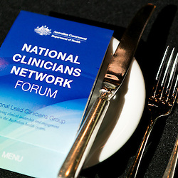 National Clinicians Network Dinner