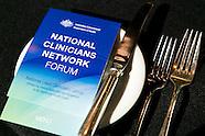 National Clinicians Network Dinner