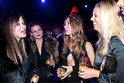 RONNI SASSOON; BENEDICTE WILHELNSEN; ANOUSKHA BECKWITH; TAMARA BECKWITH, Dinner and party  to celebrate the launch of the new Cavalli Store at the Battersea Power station. London. 17 September 2011. <br /> <br />  , -DO NOT ARCHIVE-&copy; Copyright Photograph by Dafydd Jones. 248 Clapham Rd. London SW9 0PZ. Tel 0207 820 0771. www.dafjones.com.