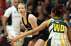 Tauranga-Netball, Quad Series, New Zealand v South Africa