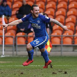 Blackpool v Peterborough United