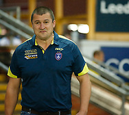 Chris Chester (Coach)  of Wakefield Trinity during the Betfred Super League match at Emerald Headingley Stadium, Leeds<br /> Picture by Stephen Gaunt/Focus Images Ltd +447904 833202<br /> 13/07/2018
