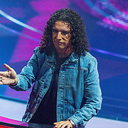 NLD/Hilversum/20200207 - Eerste lifeshow The Voice 2020, Ali B.