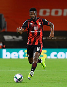 Jefferson Lerma (8) of AFC Bournemouth during the EFL Cup match between Bournemouth and Crystal Palace at the Vitality Stadium, Bournemouth, England on 15 September 2020.