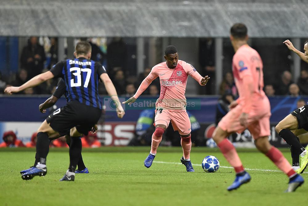 صور مباراة : إنتر ميلان - برشلونة 1-1 ( 06-11-2018 )  20181106-zaa-a181-437