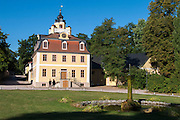 Kavalierhaus, Schloss Belvedere, Weimar, Thüringen, Deutschland | Kavalierhaus, palace Belvedere, Weimar, Thuringia, Germany