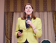 Stonewall and Liberal Democrats LGBTQ fringe meeting.<br /> Bournemouth, Great Britain <br /> 17th September 2017. <br /> <br /> Jo Swinson <br /> Deputy Leader of the Liberal Democrats <br /> <br /> Photograph by Elliott Franks <br /> Image licensed to Elliott Franks Photography Services