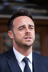 2018-04-16  - SWNS - Ant McPartlin drink driving court appearance