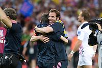 Gonzalo QUESADA   - 13.06.2015 - Clermont / Stade Francais - Finale Top 14<br />Photo : Nolwenn Le Gouic / Icon Sport