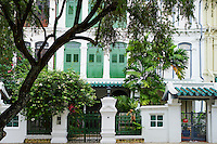 Singapour, le quartier de Emerald Hill Road  // Singapore, Emerald Hill Road district