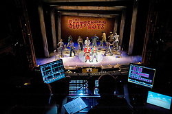".""The Scottsboro Boys"" officially opened on Broadway on October 31, 2010 at the Lyceum Theatre. After successful off-Broadway and out of town warm-up runs, theater-goers and reviewers alike were hungry for the latest, and perhaps final, Kander and Ebb musical.."