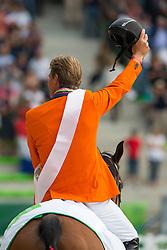Jeroen Dubbeldam, (NED), Zenith SFN - Show Jumping Final Four - Alltech FEI World Equestrian Games™ 2014 - Normandy, France.<br /> © Hippo Foto Team - Leanjo de Koster<br /> 07-09-14