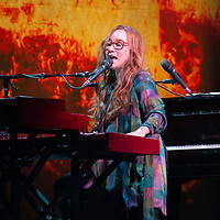 Tori Amos in concert at The O2 Academy, Glasgow, Scotland, Britain 6th October 2017