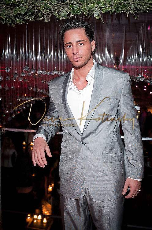 NEW YORK, NY - APRIL 13:  John Gotti Agnello attends Frank Gotti's 21st birthday celebration at Greenhouse on April 13, 2011 in New York City.  (Photo by Dave Kotinsky/Getty Images)