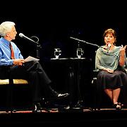 NHPR's Jon Greenberg interviews Isabel Allende at The Music Hall