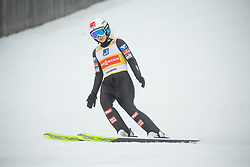 HOELZL Chiara (AUT) during second round on day 2 of  FIS Ski Jumping World Cup Ladies Ljubno 2020, on February 23th, 2020 in Ljubno ob Savinji, Ljubno ob Savinji, Slovenia. Photo by Matic Ritonja / Sportida