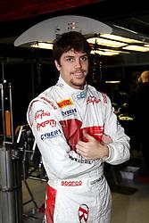 09.03.2011, Circuit de Catalunya, Barcelona, ESP, Formel 1 Test 4 2011,  im Bild Luiz Razia (BRA), Team Lotus.   EXPA Pictures © 2011, PhotoCredit: EXPA/ nph/  Poleposition.at       ***** only AUT, SLO ******